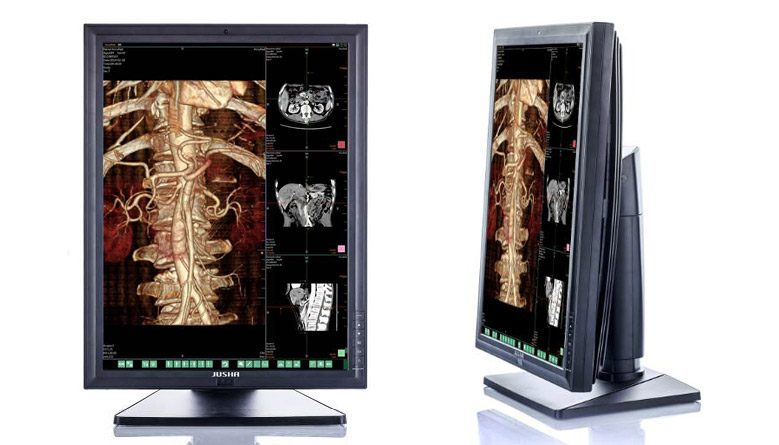 Цветной медицинский монитор JUSHA C33C