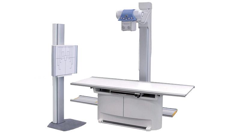 ECLYPSE Digital and Analogic X ray Room
