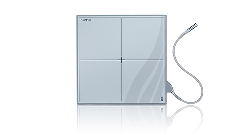 Рентгенівська флет панель FLAATZ 760